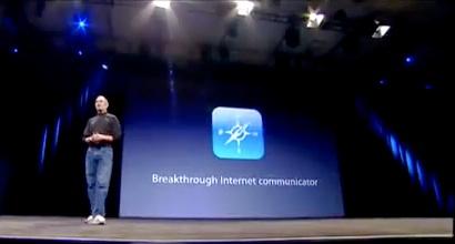 breakthrough internet communicator