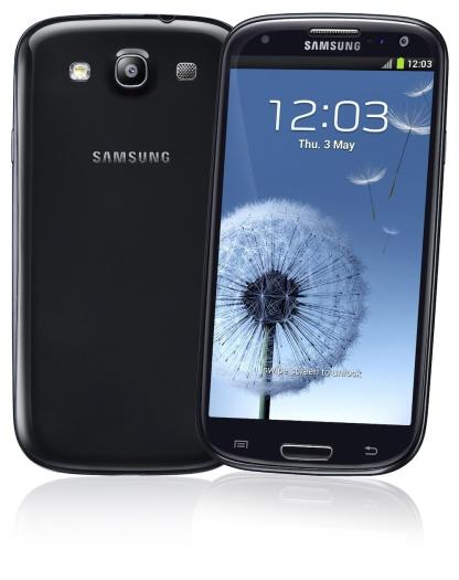 Galaxy S III ei ole erityisen kaunis puhelin